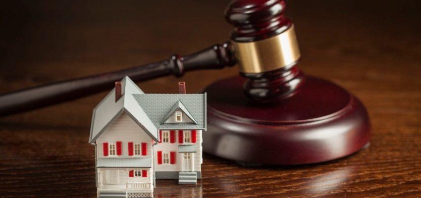 Судебный юрист по недвижимости в Санкт-Петербурге и ЛО